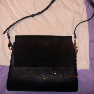 Chloe Medium Faye Shoulder Bag